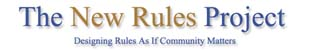 The New Rules Project logo